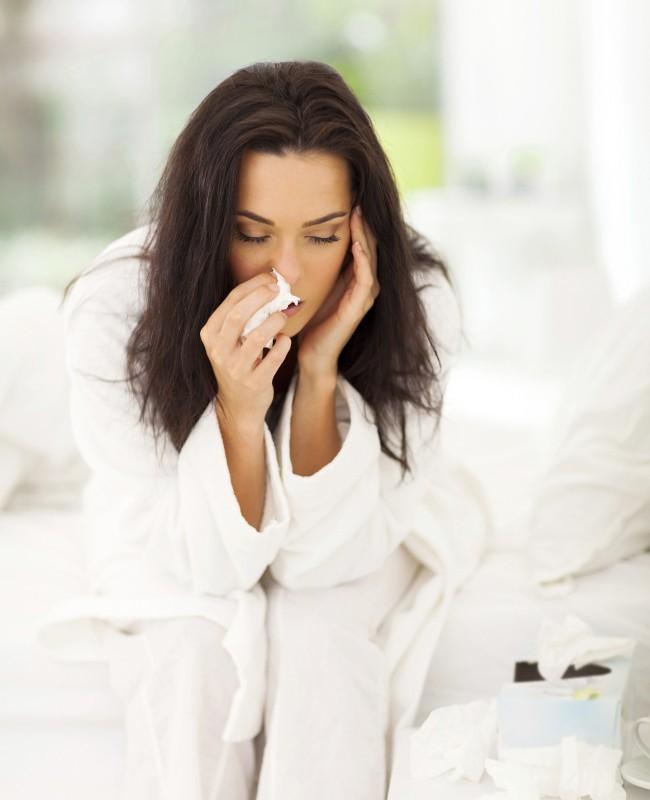Obat Flu Sebabkan Pendarahan Otak