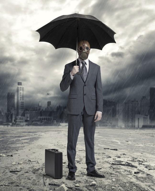 'Hujan Nuklir' yang Membahayakan
