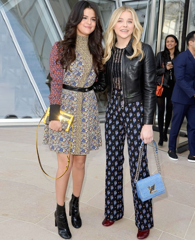 Selena Gomez & Chloe Moretz