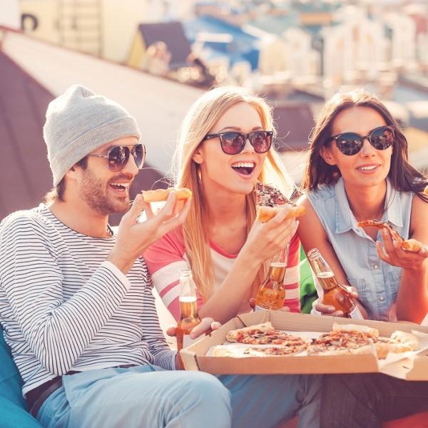 Berbagi Wisata Kuliner dengan Teman