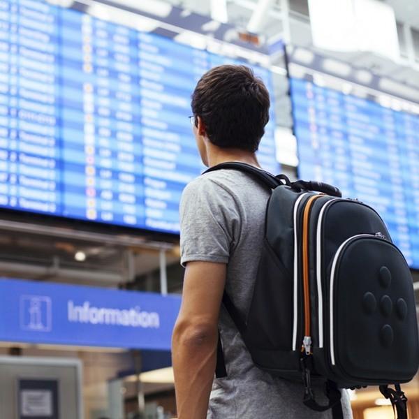 Jangan Terlena Saat Transit di Bandara