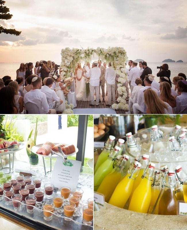 Healthy Wedding