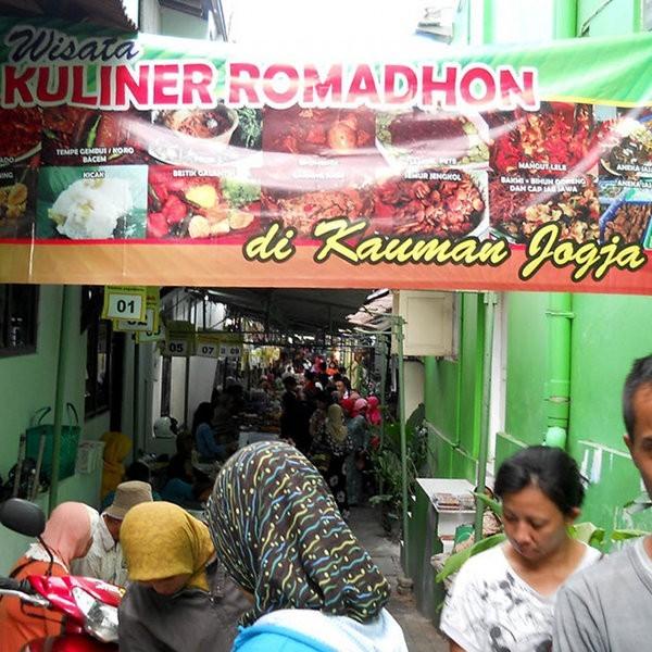 Pasar Kauman Yogyakarta