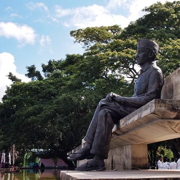 Taman Renungan Bung Karno, Ende