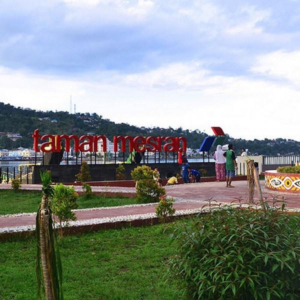 Taman Mesran Jayapura