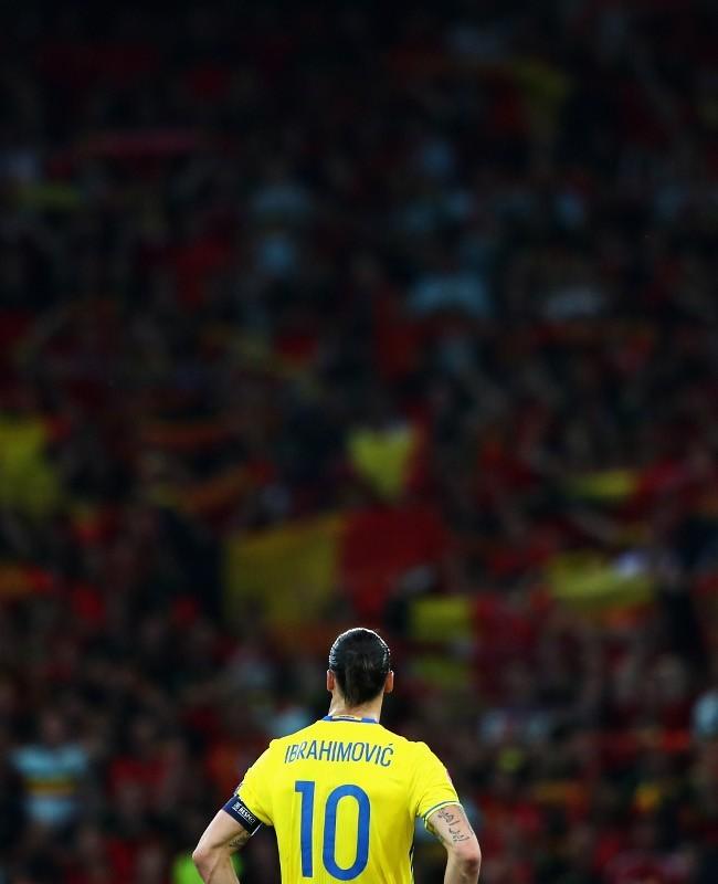 Zlatan Ibrahimovic Pensiun
