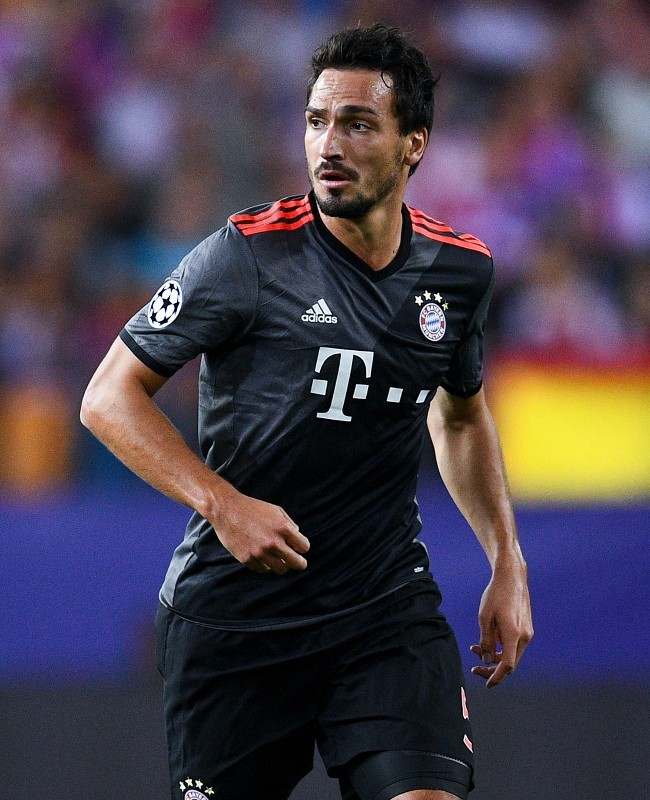 Mats Hummels ke Bayern Munich