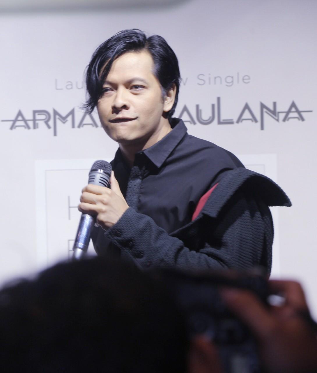 'ARANA Project' is Armand Maulana New Project