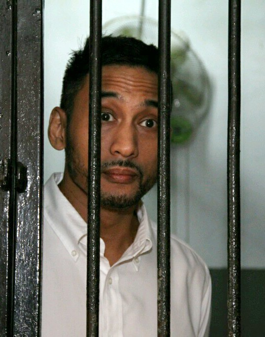 Aktor Restu Sinaga Ditangkap karena Narkoba