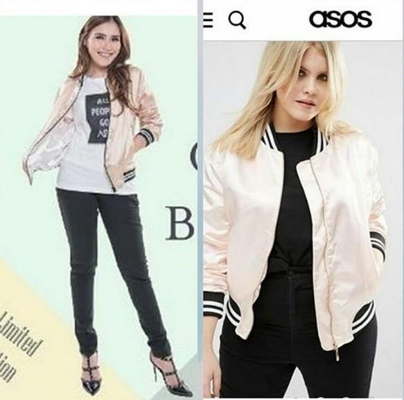 Clothing Line Ayu Ting Ting Dituduh Plagiat
