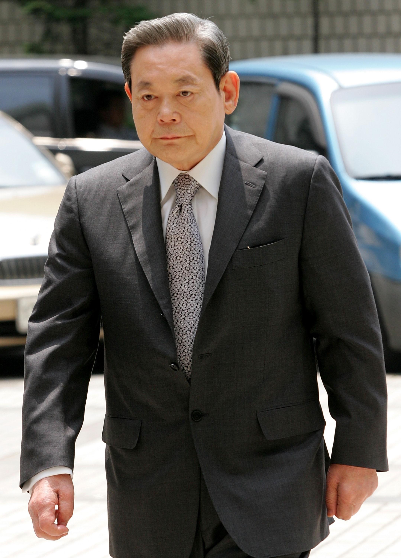 Lee Kun-Hee