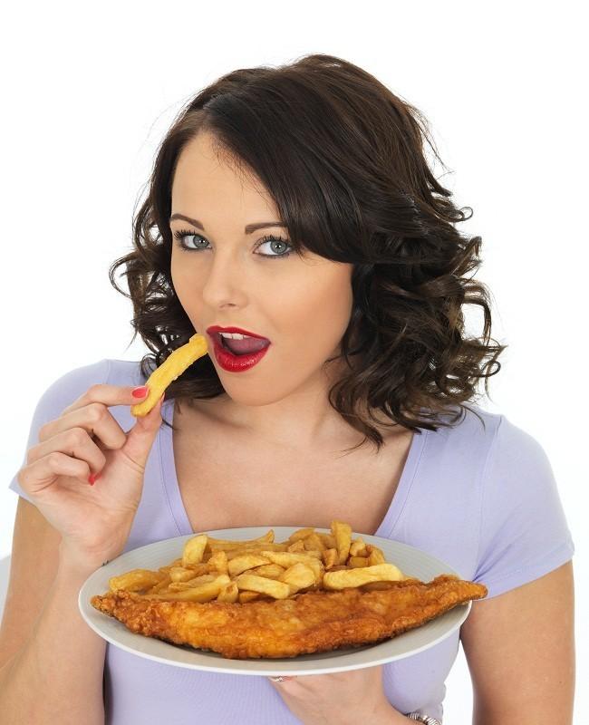 Mengurangi Makan Gorengan