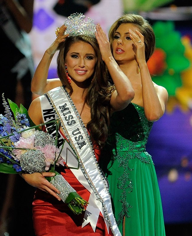 Miss USA 2014 Nia Sanchez