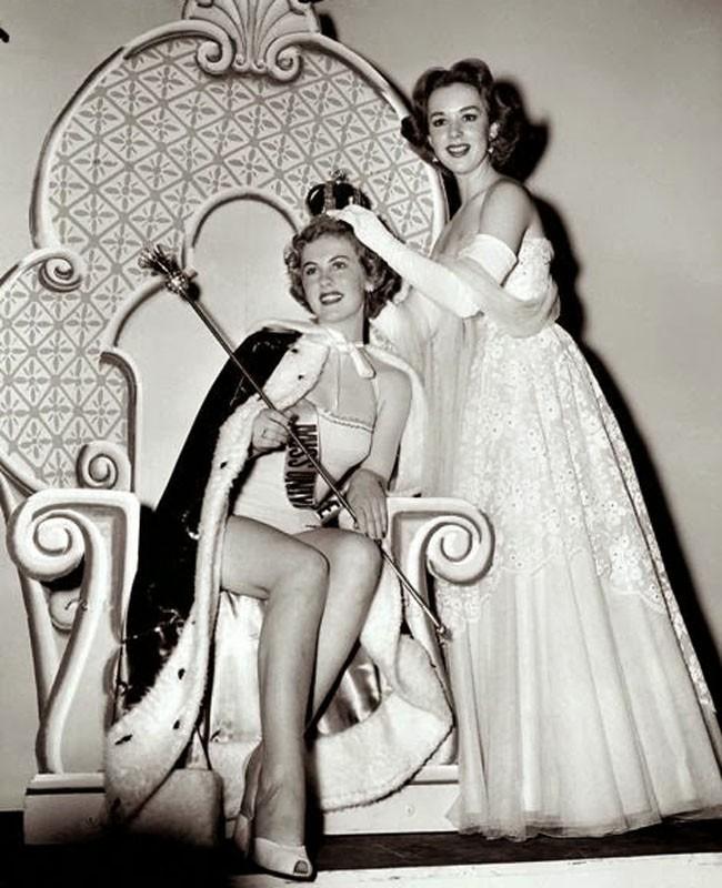 Miss Universe 1952 Armi Kuusela