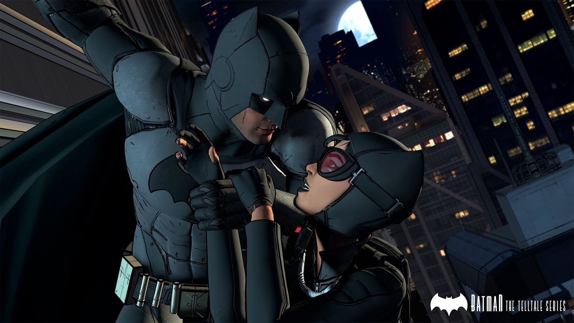 Batman: The Telltale Series (PS4, PS3, Xbox 360, Xbox One, PC, Android, & iOS)