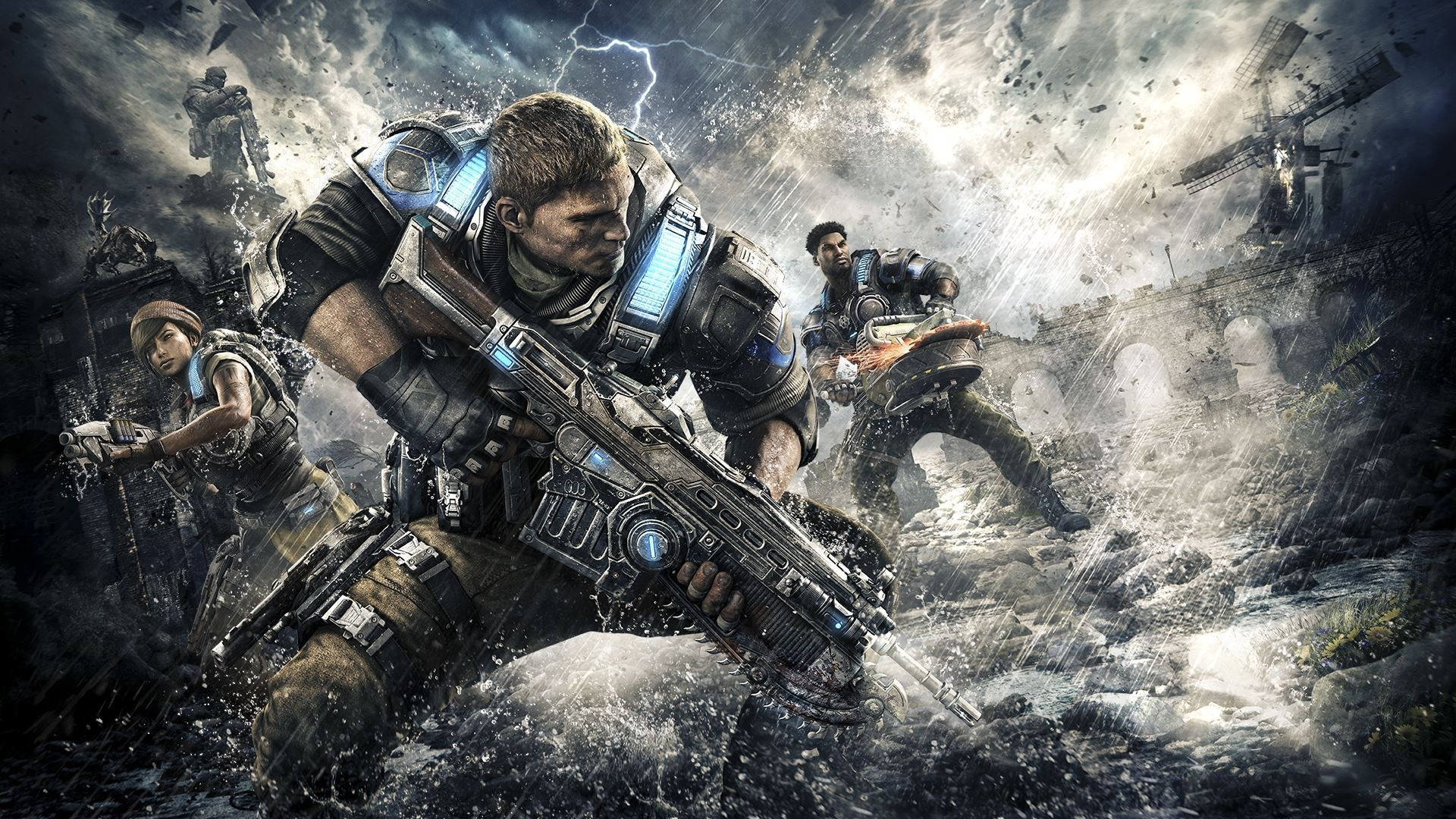 Gears of War 4 (Xbox One & PC)