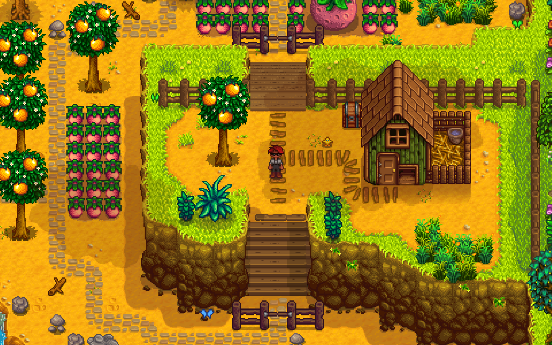 Stardew Valley (PS4, Xbox One, OS X, & PC)