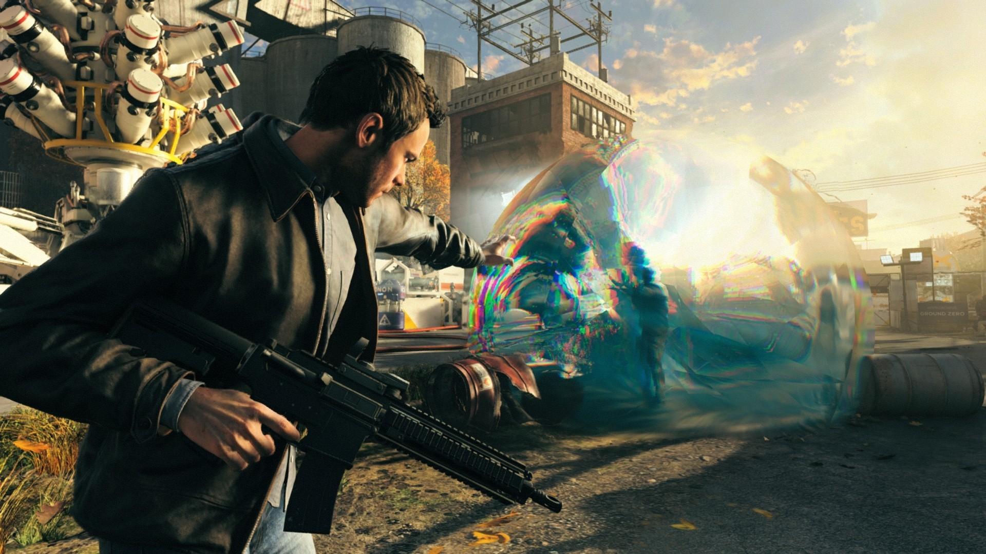 Quantum Break (Xbox One & PC)