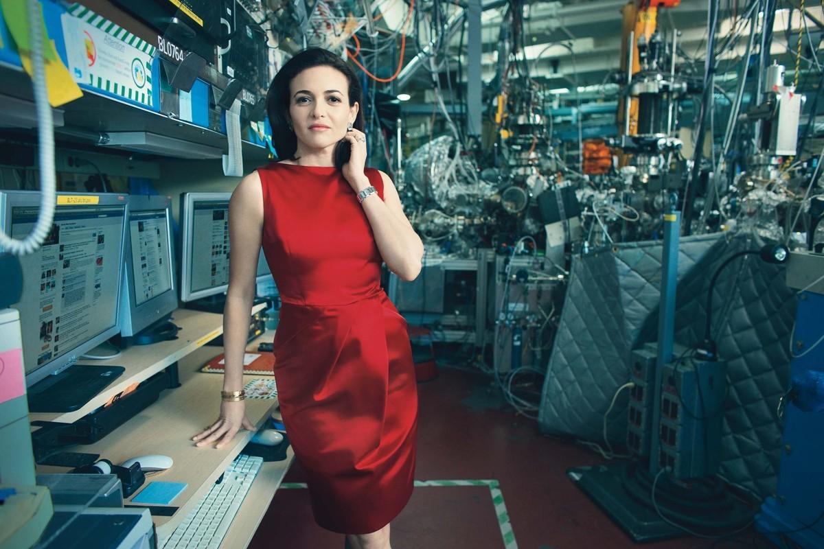 Sheryl Sandberg - COO Facebook