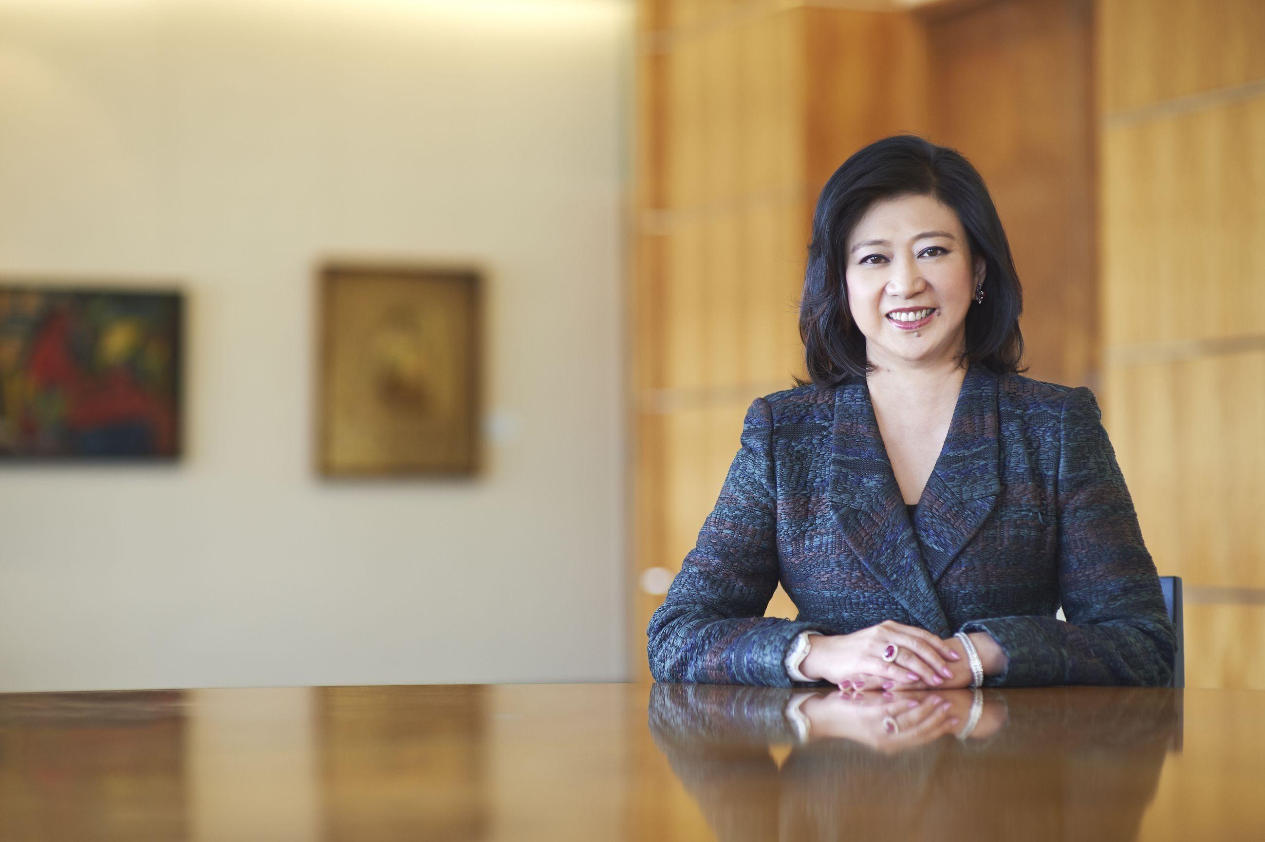 Chua Sock Koong - CEO Singtel