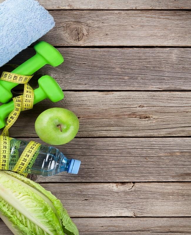 Kombinasi olahraga dan diet