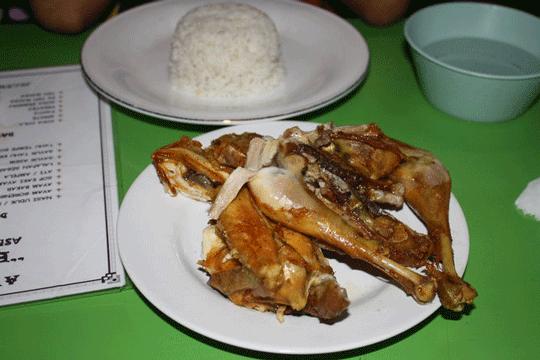 Ayam Goreng Berkah Rahmat