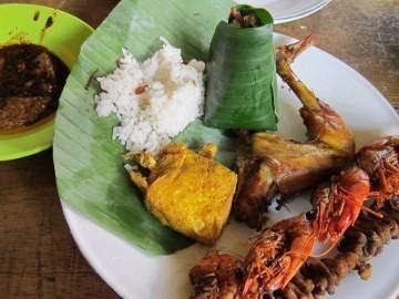 Nasi Uduk dan Ayam Goreng Zainal Fanani