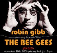 Sebelum Konser, Robin Gibb Tidur Dulu