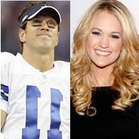 Carrie Underwood Kencani Bintang Rugby AS