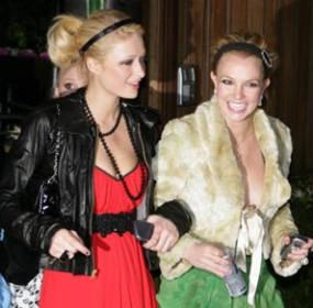 Paris Hilton Diancam Mantan Suami Britney Spears