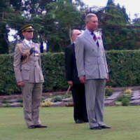 Pangeran Charles Ziarah ke Menteng Pulo