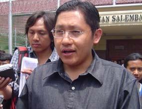 Anas: Buku \Trilogi Dosa SBY-JK\ Bentuk Kampanye Negatif