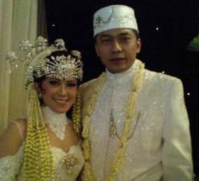 Meutya Hafid Menikah