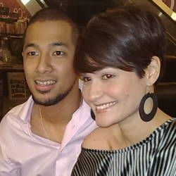 Marcell Dibuat Tenang Aktris Singapura