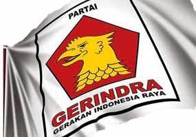 Kampanye Akbar Partai Gerindra di Gelora Senayan