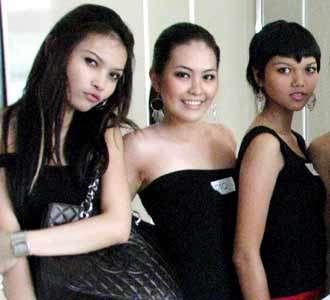 Audisi Model Jakarta Fashion Week