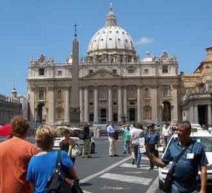 Negara Vatikan yang Mungil