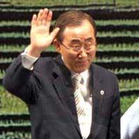 Sekjen PBB Beri Selamat ke Presiden SBY