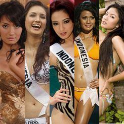 Lenggak-lenggok Puteri Indonesia di Miss Universe
