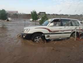 Banjir di Arab Saudi Tewaskan 77 Orang