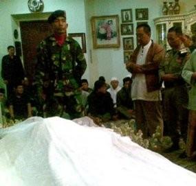 Tokoh Nasional Banjiri Areal Pemakaman Gus Dur