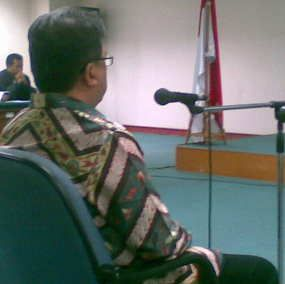 MA Tambah Vonis Syahrial Oesman Jadi 3 Tahun