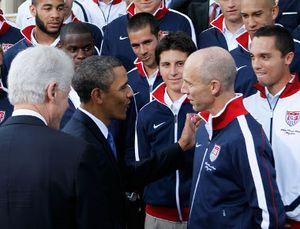 Obama akan Setia Pantau Timnas AS di Afsel