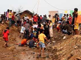 PAM Jaya Akan Cek Sambungan Pipa Air di Sekitar Makam