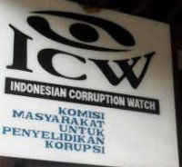 ICW: DPR Jegal RUU Pencucian Uang