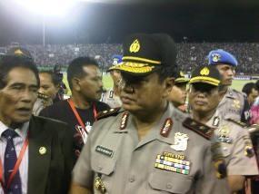 Kapolda Jateng Irjen Alex Bambang Diganti Irjen Edward Aritonang