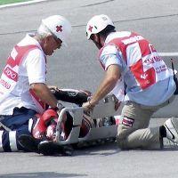 Firasat Tak Enak Hayden & Rossi Terkait Tomizawa