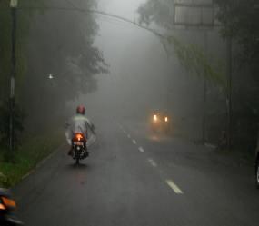 Hujan Abu Kembali Turun di Lereng Merapi