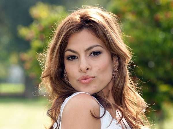 Eva Mendes Nan Cantik