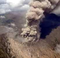 Aktivitas Gunung Bromo Terus Menurun